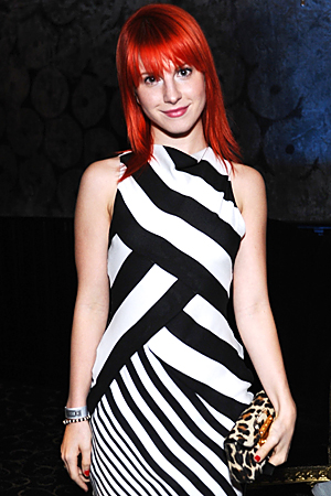 Hayley Williams Hair