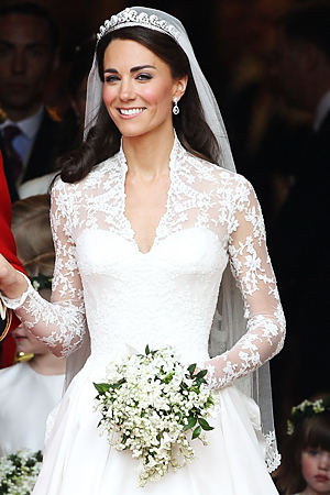 Kate Middleton Flowers