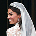 Exclusive: Kate Middleton's Hairstylists Dish on Her Wedding Day Look!