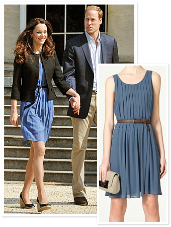 Dress Kate Middleton : InStyle.com What's Right Now
