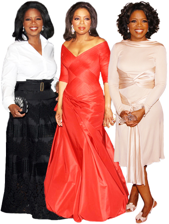 Oprah's Most Beautiful Moments