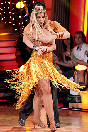 Dancing With the Stars Kirstie Alley