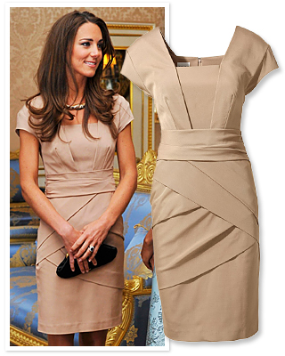 Kate Middleton Reiss Dress