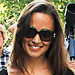 Found It! Pippa Middleton's Black Printed Zara Dress