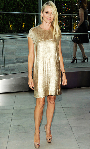 All That Glitters CFDA Awards The Highlights