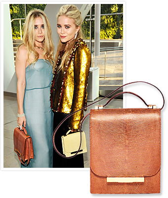 Mary-Kate and Ashley Olsen, The Row Handbags