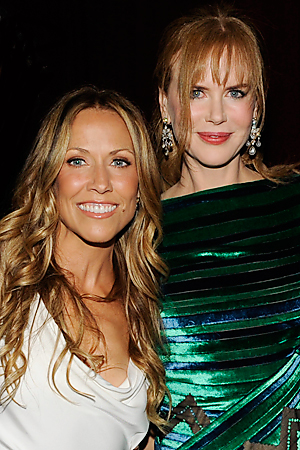 Sheryl Crow, Nicole Kidman 