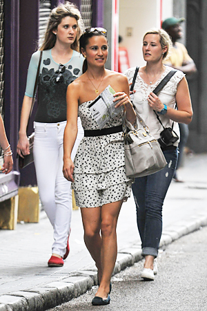 Pippa Middleton, The Pipparettes