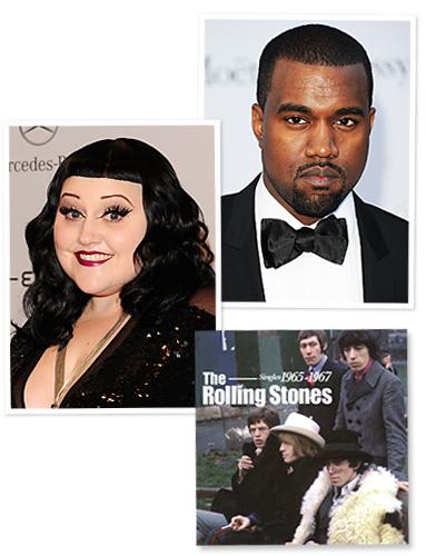 Kanye West - Rolling Stones
