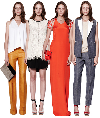 Phillip Lim Resort 2012