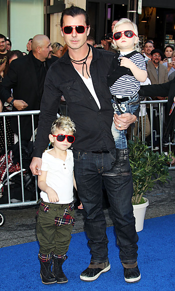 celebrity fathers