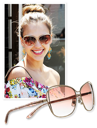 Find Your Most Flattering Sunglasses