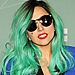 Lady Gaga's Hair Colors: See the Rainbow!