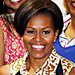 Found It! Michelle Obama's Bold Printed Top