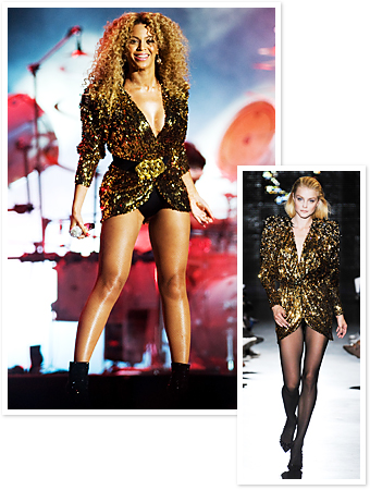 Beyonce, Glastonbury