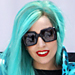 Lady Gaga's Blue Sally LaPointe Jacket: See the Exclusive Sketch!