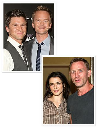 Rachel Weisz, Daniel Craig, Neil Patrick Harris