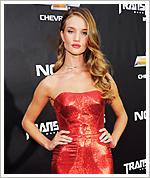 Rosie Huntington-Whiteley, Transformers