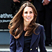 Duchess Catherine&#039;s Tour Outfits: Her Navy Lace Dress Details!