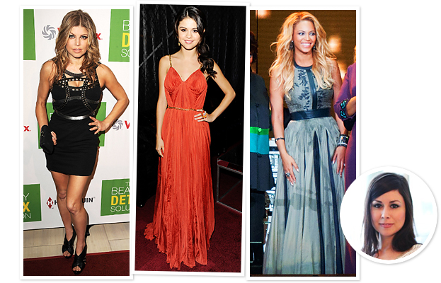 Catherine Deane, Beyonc, Selena Gomez, Fergie
