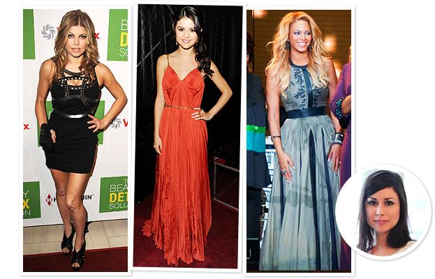 Catherine Deane, Beyoncé, Selena Gomez, Fergie
