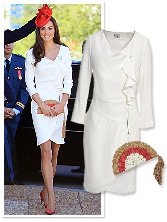 Catherine Middleton, Canada Day