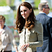 Duchess Catherine's Tour Outfits: Khaki Blouse and Jeans!