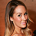 Lauren Conrad's Tiered Dress: Her Own Paper Crown Design!