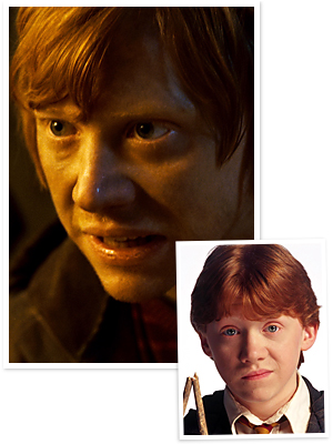 Ron Weasley, Harry Potter, Deathly Hallows Part 2