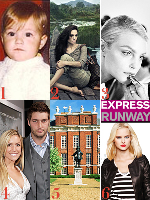 Gisele Baby Photo, Angelina Jolie Movie Louis Vuitton
