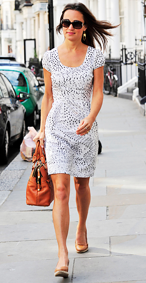 pippa middleton white dress at royal wedding