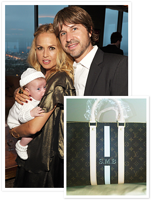 Rachel Zoe, Louis Vuitton
