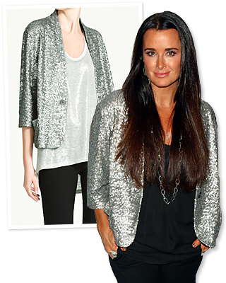 Kyle Richards, Zara 