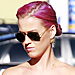 Katy Perry's Pink Hair