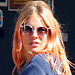 Sienna Miller's New Hairstyle: Pink Highlights!