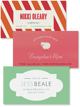 Minted Business Cards 