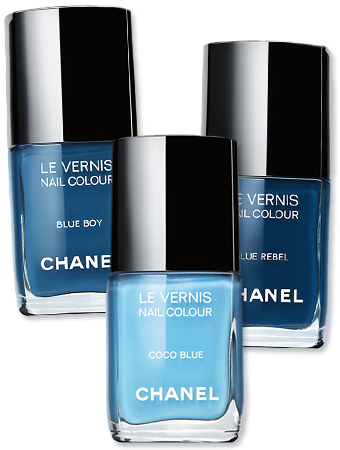 Chanel Nail Polish