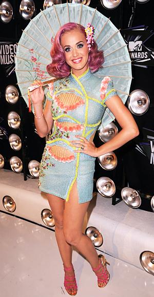 Katy Perry, 2011 MTV VMAs