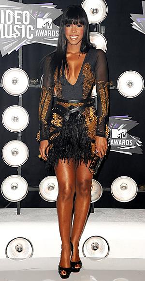 Kelly Rowland, 2011 MTV VMAs