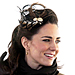 Priscilla of Boston Bridal Now Makes Fascinators!