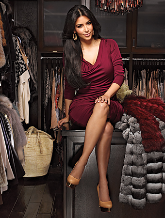 Kardashian Closet on Kim Kardashian   S Closet  See The Photos    Instyle Com What S Right