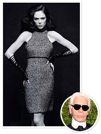 Karl Lagerfeld, Macy&#039;s