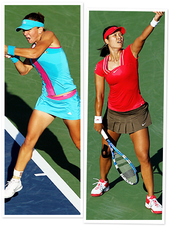 US Open, Li Na, Simona Halep