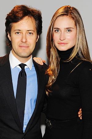 Lauren Bush, David Lauren
