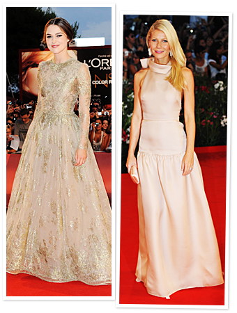 Venice Film Festival, Keria Knightley, Gwyneth Paltrow