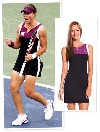 Samantha Stosur, US Open, Lacoste
