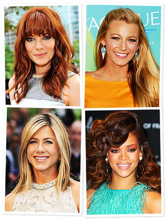 Hairstyles 2011 -- Hair Ideas
