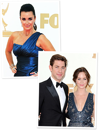 Kyle Richards, Emily Blunt