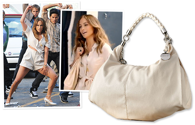 Jennifer Lopez, Kohls, Sparkle Hobo Bag