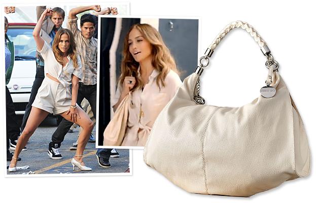 Jennifer Lopez, Kohls, Sparkle Hobo Bag